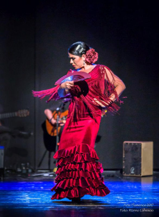 Maria Rääk, Arte Flamenco 20