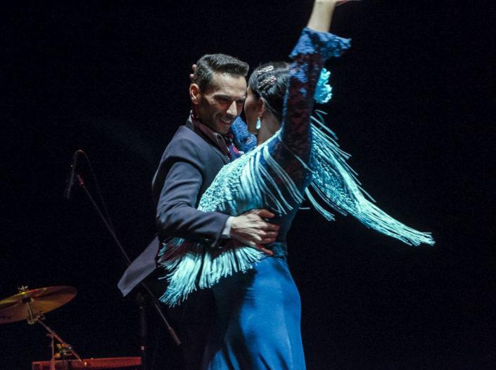 Maria Rääk ja Ivan Gallego, Sevillanas