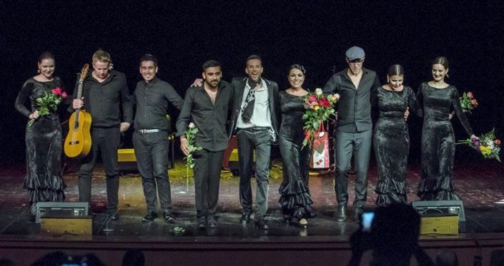 Etendus Arte Flamenco 20 aastat hiljem Iberofest 2017