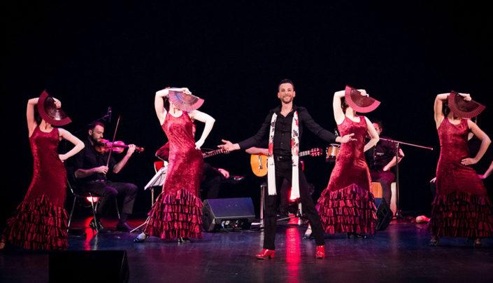 Etendus-Ivan-Gallego&Arte-Flamenco-Iberofest-2018-Ivan-Gallego,-Arte-Flamenco-esinemisrühm-Asturias
