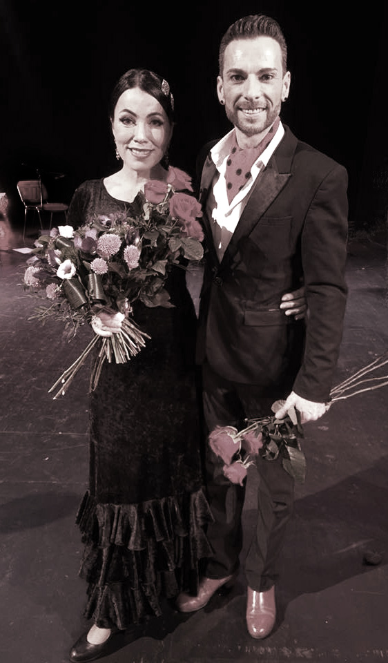 Ivan Gallego ja Maria Rääk
