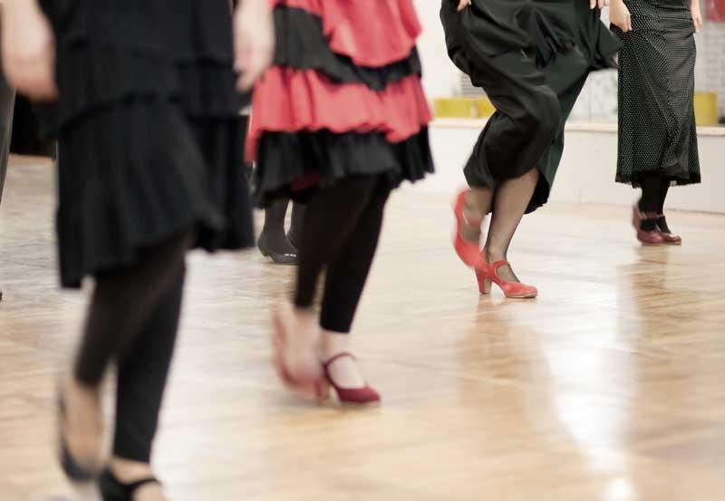 Arteflamenco dancingclass