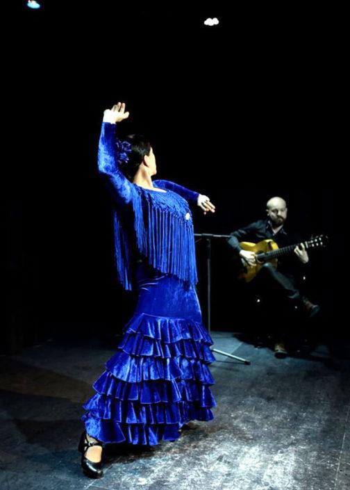 Maria Rääk Flamenco fredag